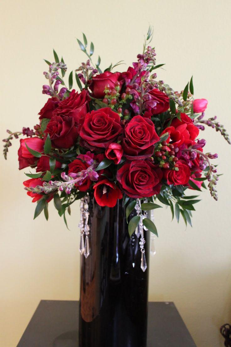 Best flowers arrangement images on pinterest floral