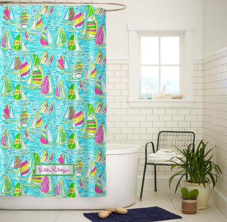 Donu0027t Hesitate, Set The Theme Of Bathroom With A Personalized Shower Curtain  To Match The Tile And Vanity Colors Now! New Waterproof Polyester Fabric  Shower ...