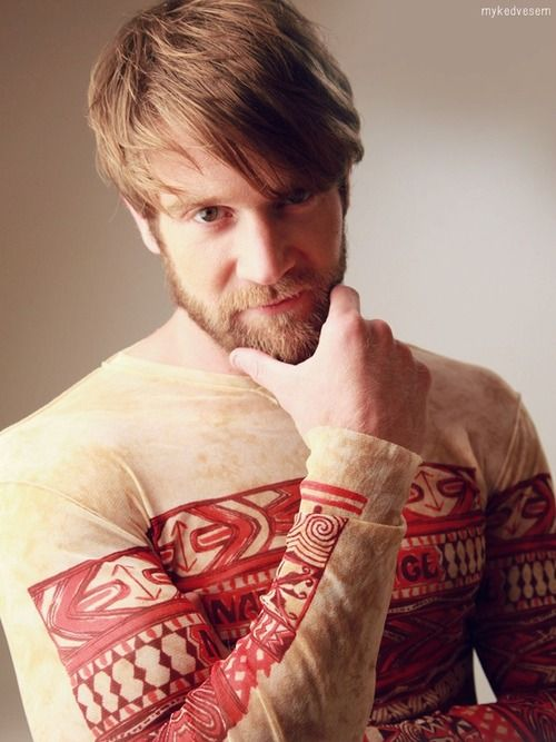 Colby Keller ♂ Hair And Beard Pinterest Beards