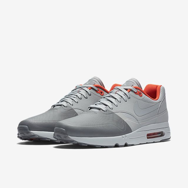 new concept 25f24 b126f Buy Nike Air Max 1 Ultra SE Dark GreyWolf GreyBright Crimson Mens Shoes   Trainers, starting at Similar products also available. SALE now on!