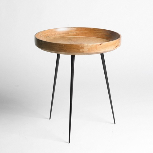 Mater Bowl Table - pointy toes