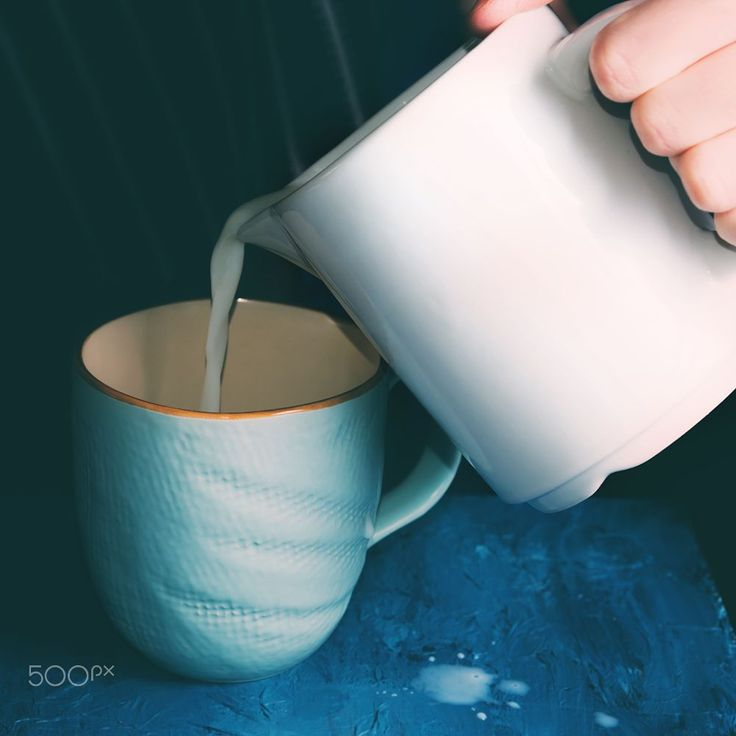 Pouring milk by Sofya Bolotina on 500px