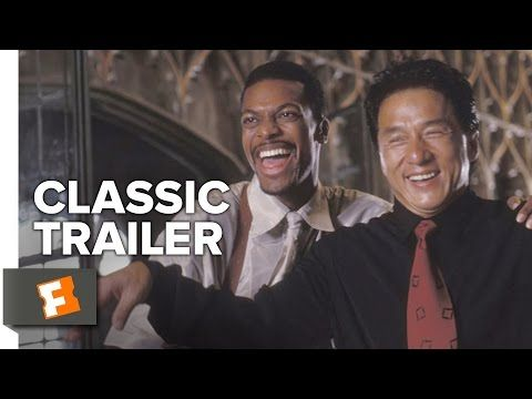 Rush Hour (1998) Official Trailer - Jackie Chan, Chris Tucker Movie HD - YouTube