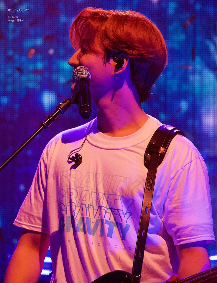 windydays98 on Twitter in 2020 Day6, Young k day6, Jyp