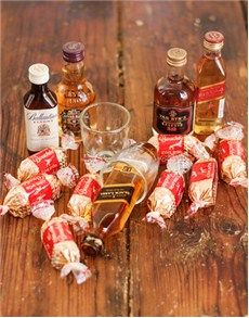 Fine Wine and Spirits - Spirits: The Famous Five with Chocolates!