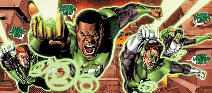 Hal Jordan and the Green Lantern Corps #35 Review - The Blog of Oa