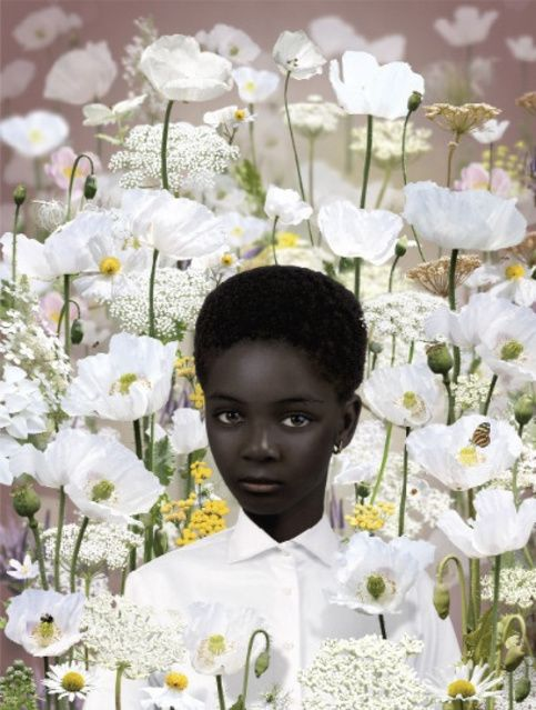 Ruud Van Empel | Analogy #1 (2016) | Available for Sale | Artsy
