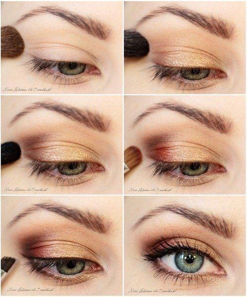 tutoriales de maquillajes para salir de noche maquillaje