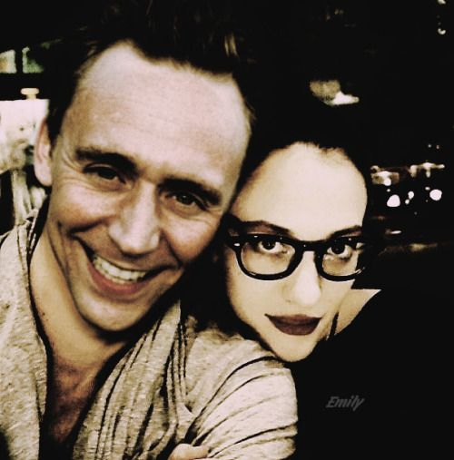 Tom Hiddleston x Kat Dennings