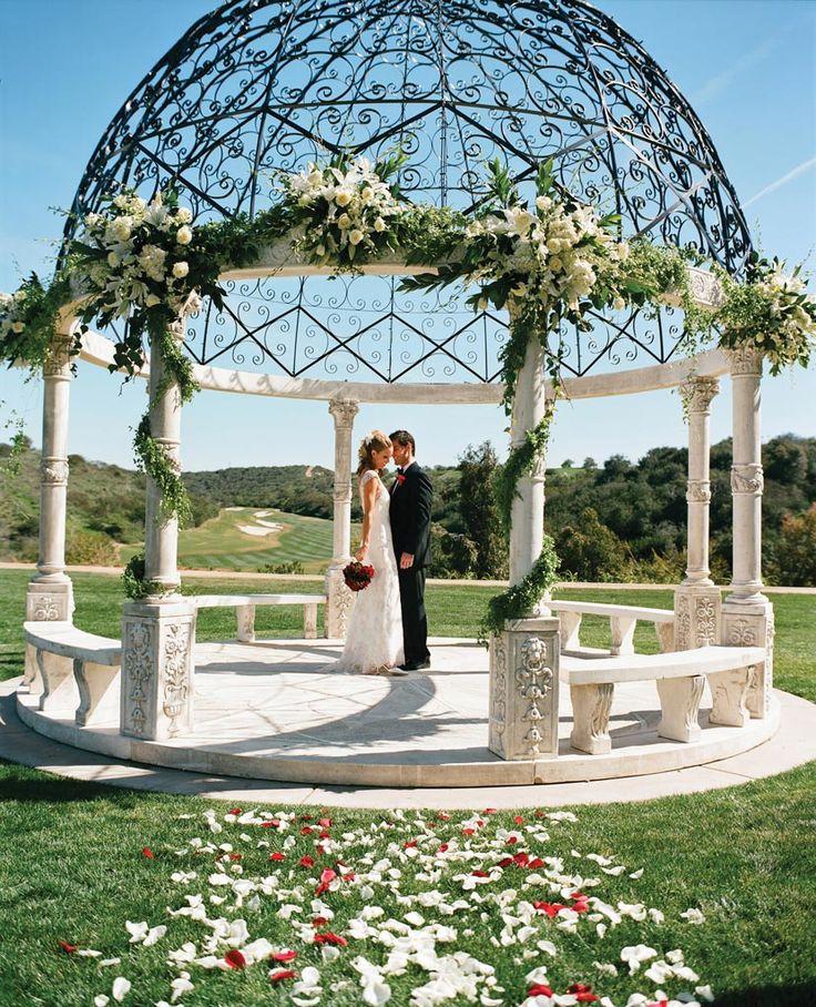 Fairmont Grand Del Mar Wedding Gazebogarden