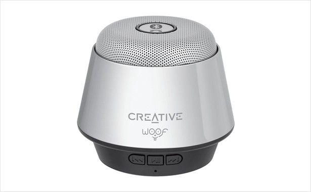 Mimo że nie przyciąga uwagi swoim niewielkim rozmiarem, drzemie w nim potężna moc dźwięku. Umożliwia zarówno bezprzewodowe, jak i przewodowe odtwarzanie muzyki. Dzięki mikrofonowi wbudowanemu w niewielką, metalową obudowę może być wykorzystywany jako zestaw głośnomówiący podczas konferencji głosowych.