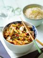 Lauwwarme oosterse salade met mango | GezondheidsNet