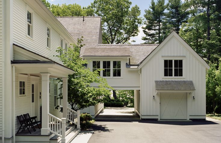New England Farm House | Ken Vona Construction