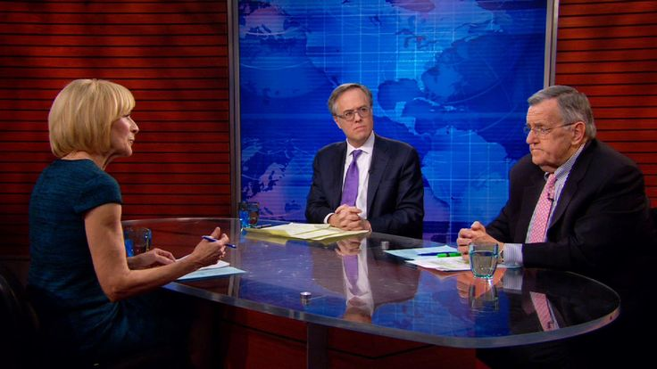 www.donovanfmspte.wordpress.com Syndicated columnist Mark Shields and Washington Post columnist Michael Gerson join Judy Woodruff to discuss this week's news, including the state of race relations in America in the wake of continuing protests and the ki