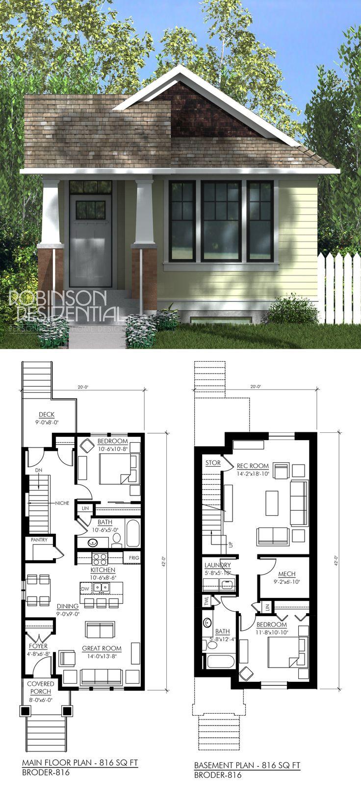 51 best Craftsman Home Plans images on Pinterest | Floor plans ...