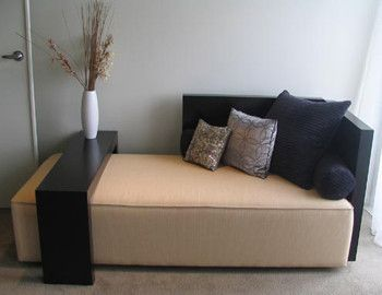 Jasper Daybed - Custom made to order! - Complete Pad ®