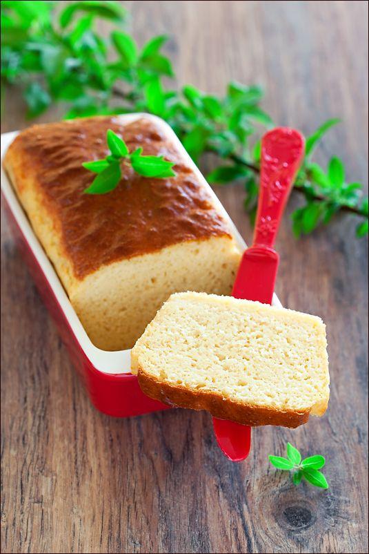 Приготовьте кекс с сыром и чесноком для диеты Дюкана