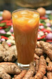 Jamu is traditional drink of indonesia