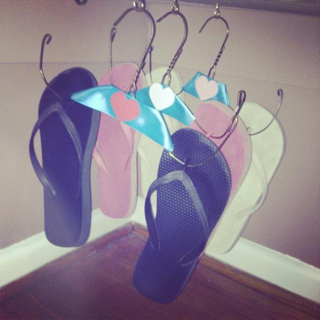 Shoe hanger, amazing idea