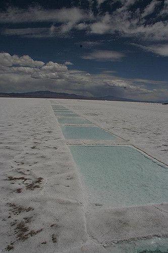 Salinas Grandes | salt flats. Jujuy, Argentina | Eliza | Flickr