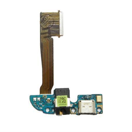 Шлейф HTC One M8 с разъемом  — 650 руб. —  Шлейф для HTC One M8 платы USB в сборе с системным разъёмом, разъёмом гарнитуры и микрофоном