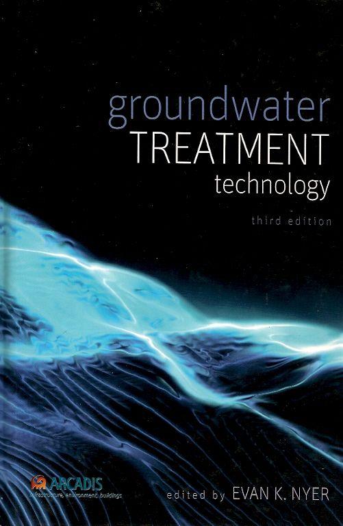 NYER, Evan K. (Ed.). Groundwater treatment technology. Hoboken: Wiley, 2009. viii, 424 p. ISBN 9780471657422. Inclui bibliografia (ao final de cada capítulo) e índice; il. quad.; 24x16cm.  Palavras-chave: AGUAS SUBTERRANEAS; AGUAS SUBTERRANEAS/Tratamento.  CDU 556.3 / N994g / 2009