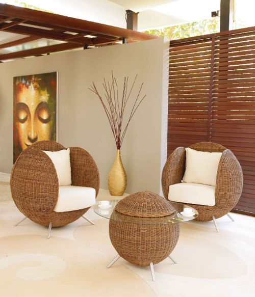 Modern patio furniture http://urbilis.com/collections/patio-outdoor