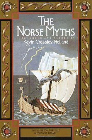 The Norse Myths by Kevin Crossley-Holland    GREAT intro to Norse Mythology with some of the more popular stories.    (7/9/12)
