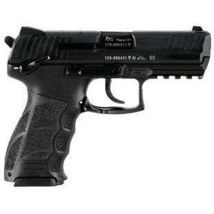 "HK P30S 9MM V3 DECOCKER 3.8"" AMBI SFTY 2-15RD - EMAIL SPECIALS"