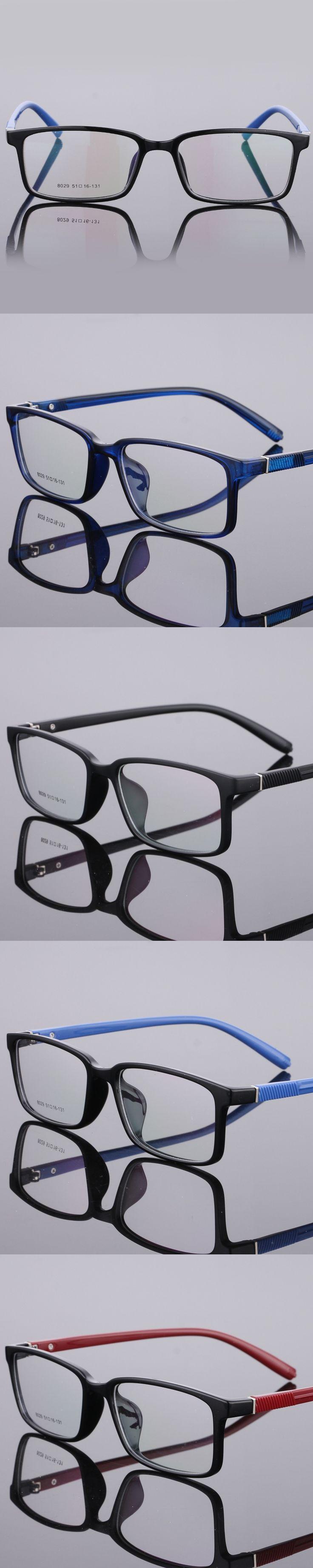 The New TR90 women Glasses frame retro optical clear Full box Eyeglasses frame Men prescription glasses frames 8029
