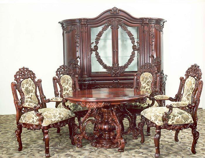 Italian Renaissance Furniture | Мебель в стиле барокко
