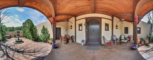 Colorado Springs, Colorado Bed and Breakfast Inn - Hughes Hacienda Bed & Breakfast - Colorado Springs Lodging - Virtual Tours