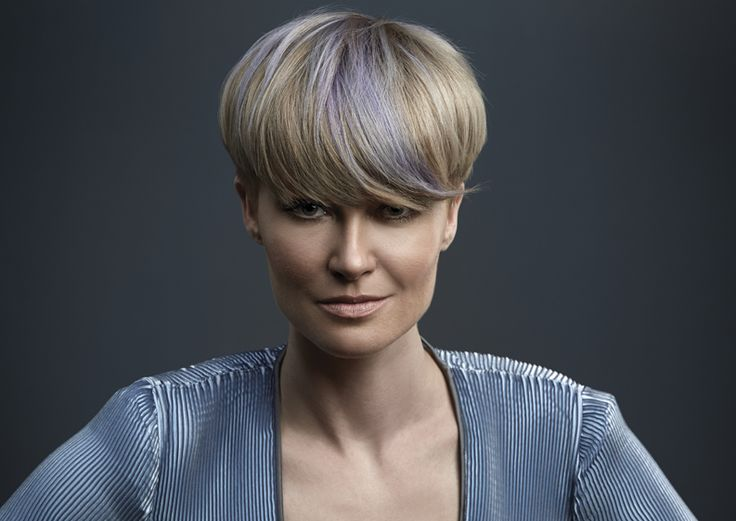 Awakening Collection F/W14-15 by Mob Salons #short #hairstyle