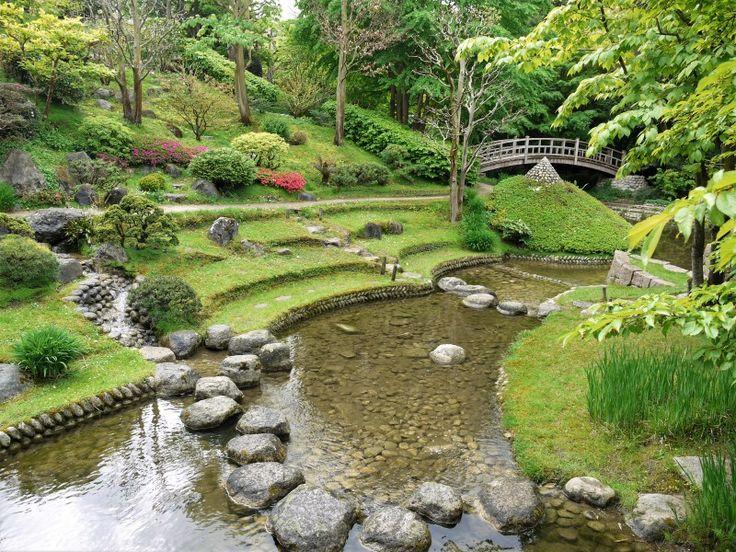 Les 25 meilleures id es de la cat gorie pont de jardin sur - Mobilier jardin hiver boulogne billancourt ...