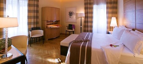 COLOSSEO & MONTI Area:  Fortyseven Boutique Hotel - Via Luigi Petroselli 47, Rome