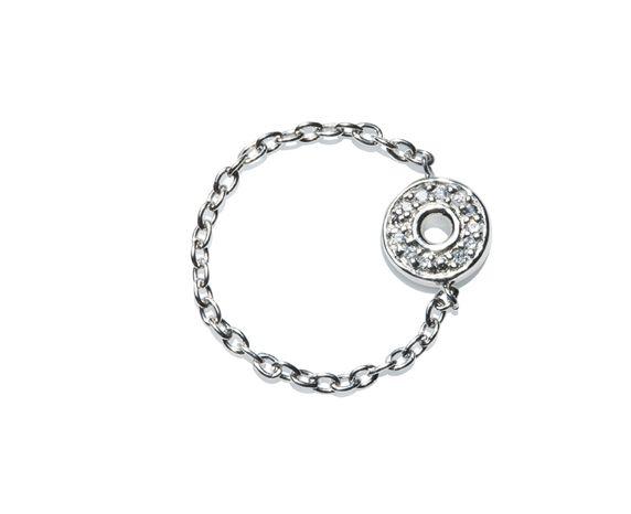 Babette Wasserman Jewellery | DAISY CHAIN CIRCLE RING | RG119C
