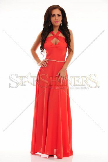LaDonna Cross Roads Red Dress
