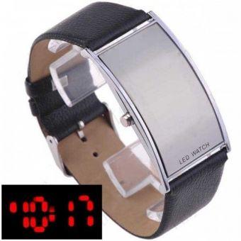 MW-0902  Fashionable Red LED Digital Bangle Wrist Watch #mechanical #man #watch #wristwatch #menwatch #malewatch #quartzwatch #rhinestone #fashion #famousbrand #brandwatch #watchfashion #brand #famous