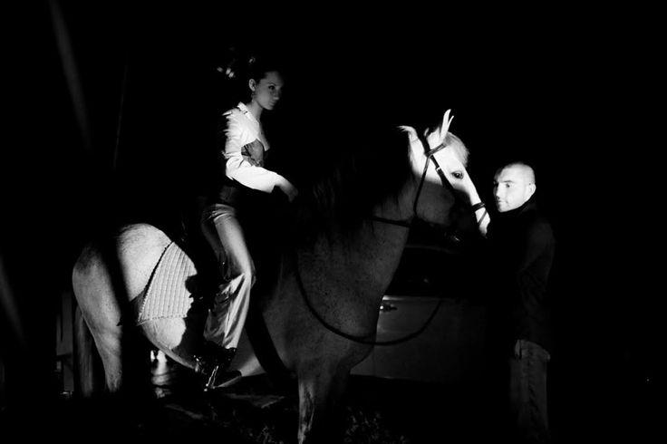 """Ph Dino Frittoli - tratto dal libro """"Oltre il cerchio del circo)"""