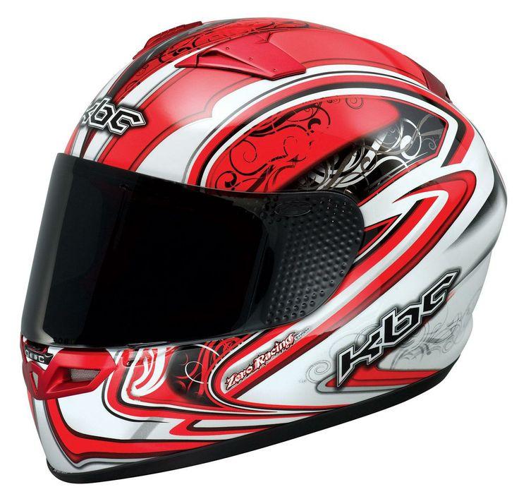 KBC VR-2R Afterburn helmet