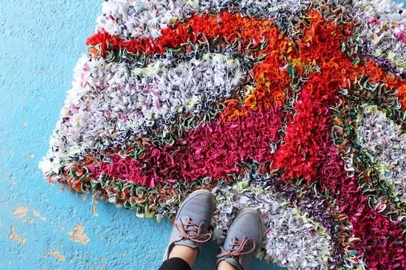 Ultimate Rag Rug Kit With Signed