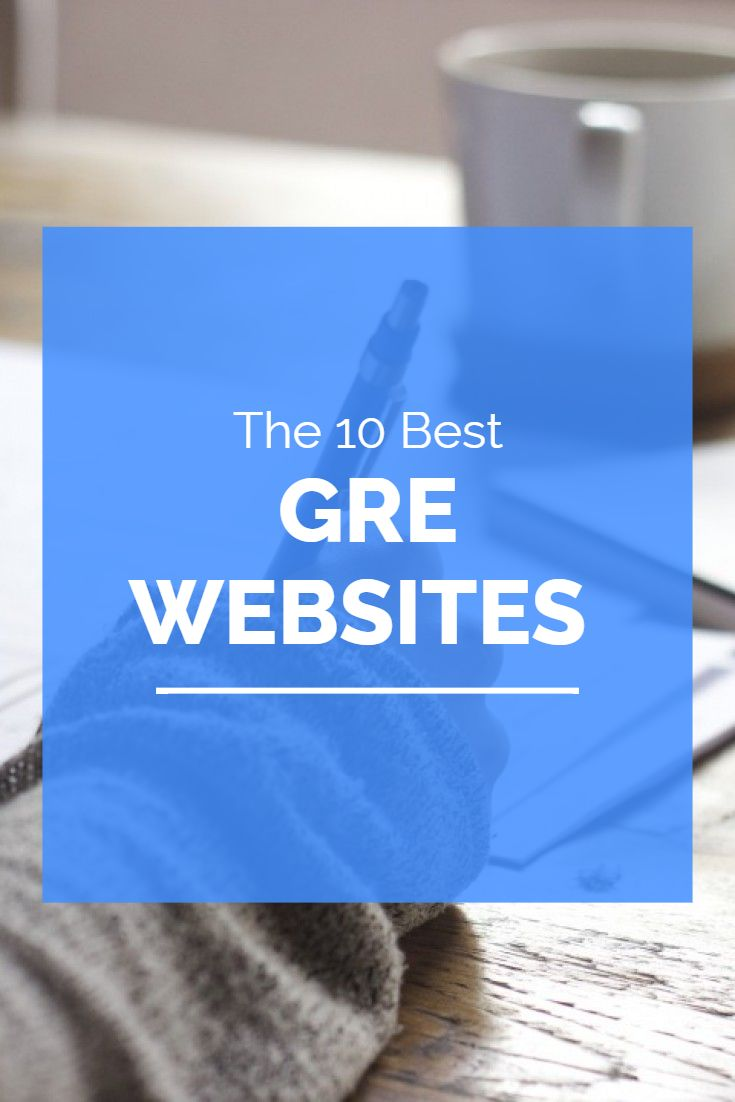 It's The Grad Life, 10 Best Resources For Gre Prep, Gre Tips, Gre