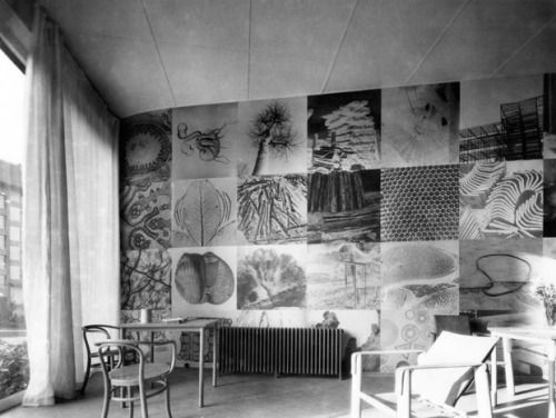 49 best le corbusier and interiors images on pinterest architecture modern - Decoration le corbusier ...