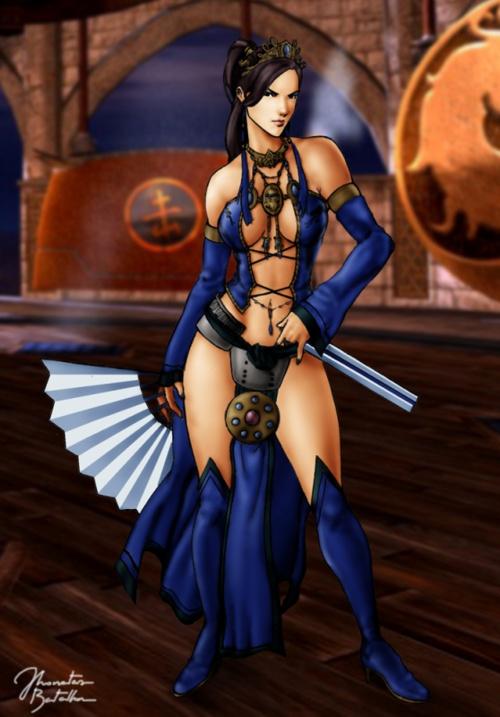 Mortal Kombat 9 Female Characters - The Best Nude Bikini