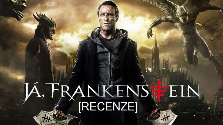 Já, Frankenstein (15. Recenze 2014)