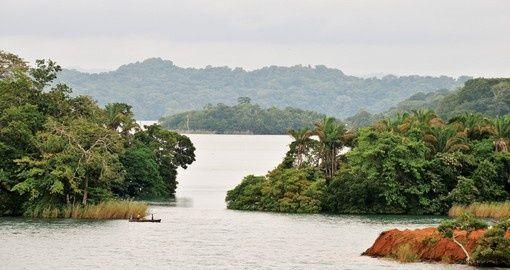 Gatun Lake, Panama Canal | Panama