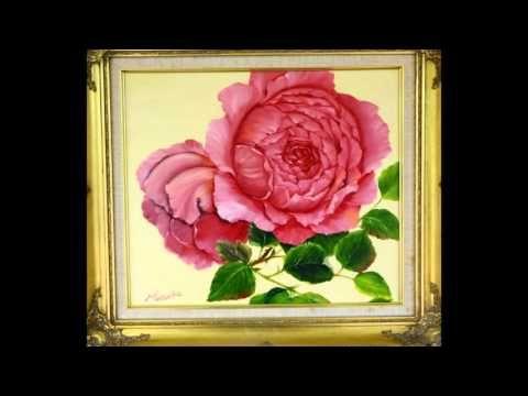 第22回油彩画教室展(ボブロス画法で描く)2016・4・24~30