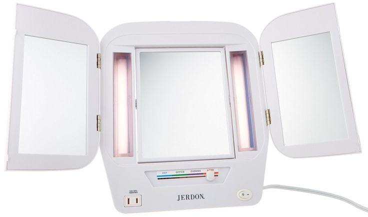 Best 25+ Lighted Makeup Mirror Ideas On Pinterest