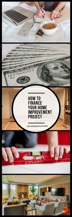 Unless you have a lot of money saved up specifically for home improvement, you'll need to figure out your home improvement finance options. The national average home renovation cost for 2017 is almost $37,000 with some homeowners spending as much as $60,000 for multiple-room improvements. Luckily, there are several great home improvement finance options to choose from.