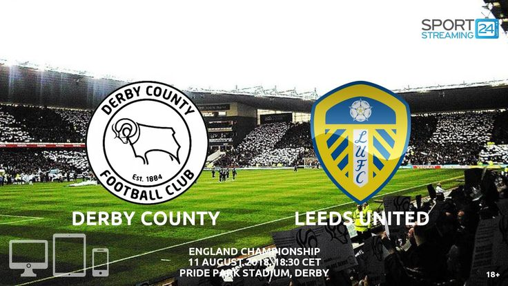 Streaming News And Match Previews Sportstreaming24 Streaming England Championship Derby County